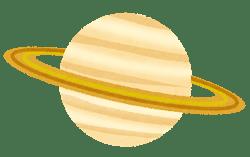 西洋占星術における『土星』の基本