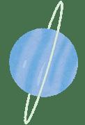西洋占星術における『天王星』の基本